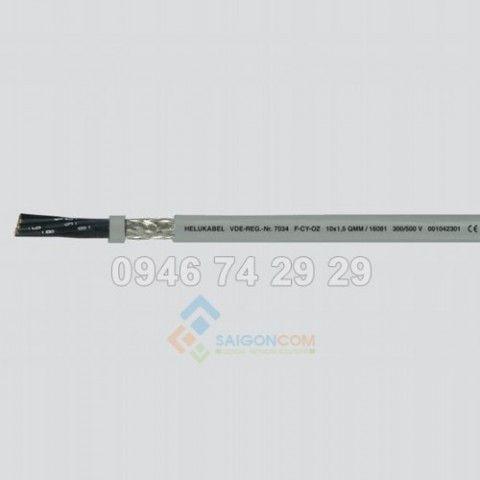 Cáp điện HELUKABEL  F-CY-OZ (LiY-CY)  2x0,75 qmm