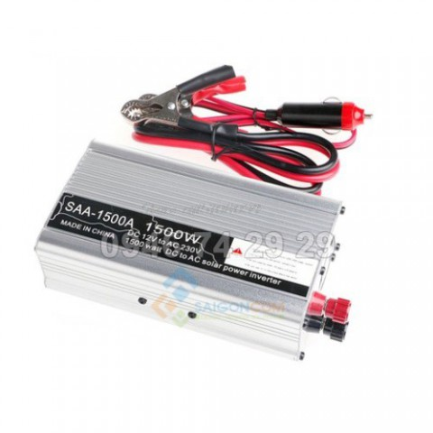 Bộ Converter 3KW -  DC24V to AC 230V Solar Power Inverter