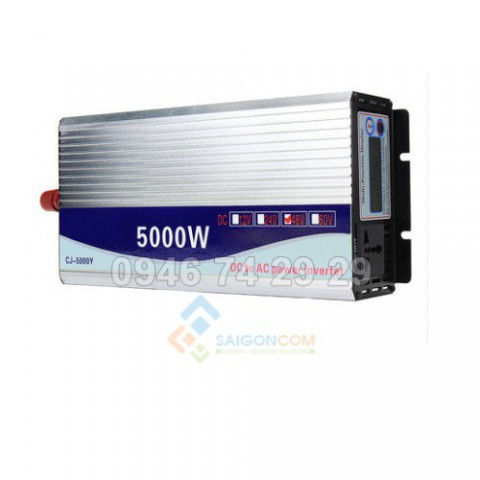 Bộ Converter 10KW -  DC 48V to AC 230V Solar Power Inverter