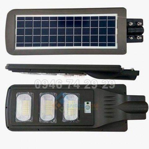 Đèn năng lượng mặt trời 60W - chiếu sáng 12-15h -80m2