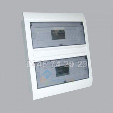 Tủ điện âm tường chưa MCB MPE T33-T40