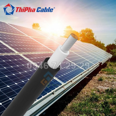 Cáp điện năng lượng mặt trời Thipha 4.0