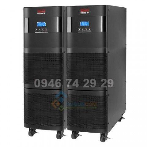 Bộ lưu điện  ULT-10K(L)33  UPS MARUSON, 3 pha