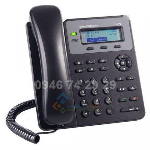 Điện thoại IP Grandstream, 2 cổng LAN 10/100 có PoE