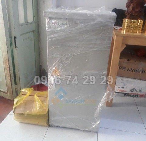 Tủ cáp MDF 600P sắt sơn tĩnh điện- saicom