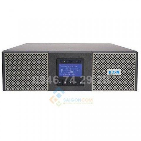 Bộ lưu điện EATON 9PX6KiRT công suất 6000VA/5400W;  Rack 3U/Tower  11 phút ở 50% tải