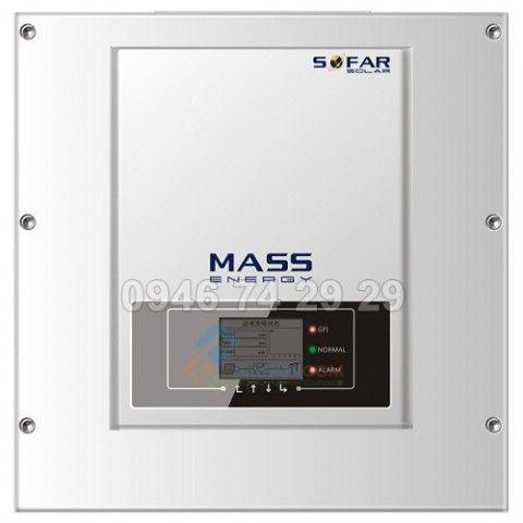 Inverter hòa lưới 3 pha SOFAR  12KTL-X- 12KW