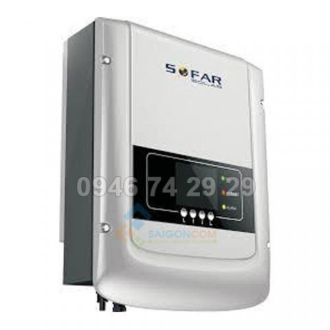 Inverter hòa lưới 1 pha SOFAR 6000TL-G2- 6KW
