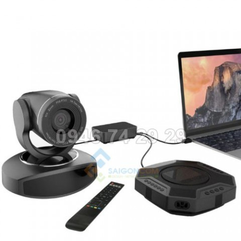 Camera hỗ trợ họp trực tuyến (Video Conferencing Room Solutions F-TVA200)