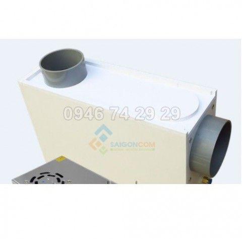 Máy tạo ẩm Nhà yến vỏ nhựa dày 8mm
