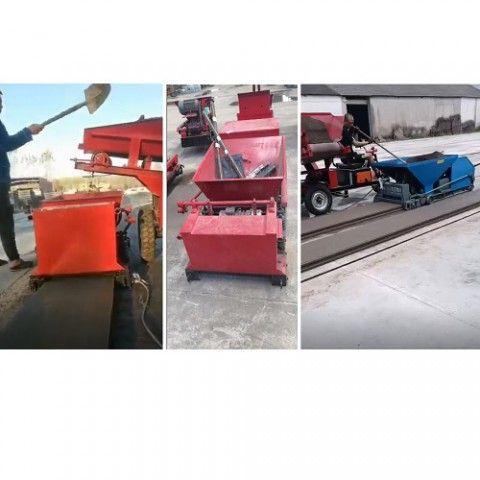 Máy sản xuất tấm panel bê tông