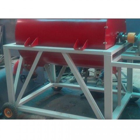 Máy trộn  bê thông nhẹ D100  dùng cho dây chuyền 10m3/ngày