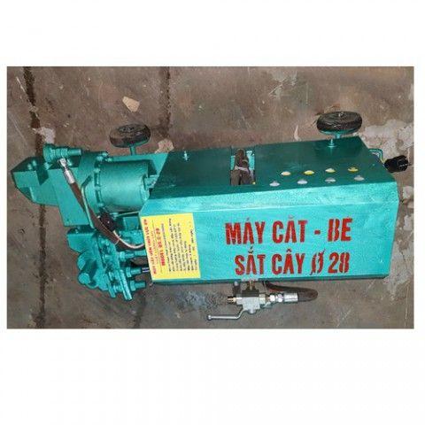 Máy cắt  săt, uốn  ống thủy lực QS.C28