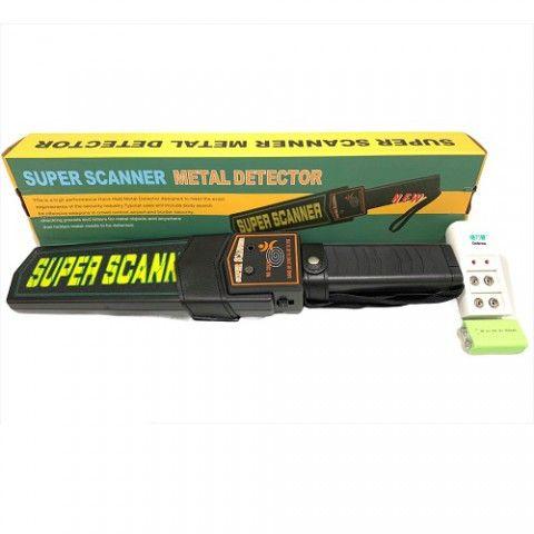 Máy dò kim loại Scanner
