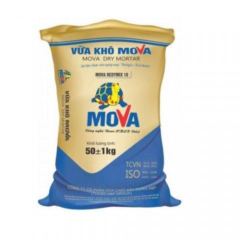 Vữa khô Mác 50 dùng  cho gạch chưng  áp và  gạch bọt khí