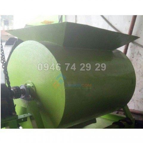 Máy trộn  bê thông nhẹ D90  dùng cho dây chuyền 5m3/ngày
