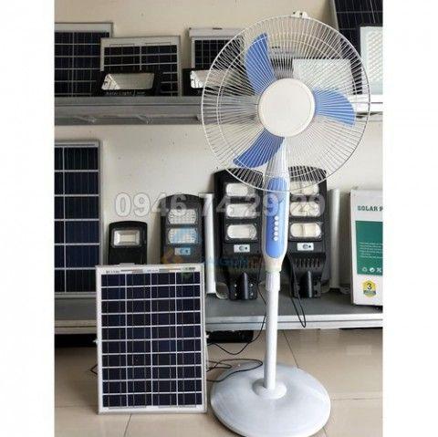 Quạt năng lượng mặt trời JD-S888