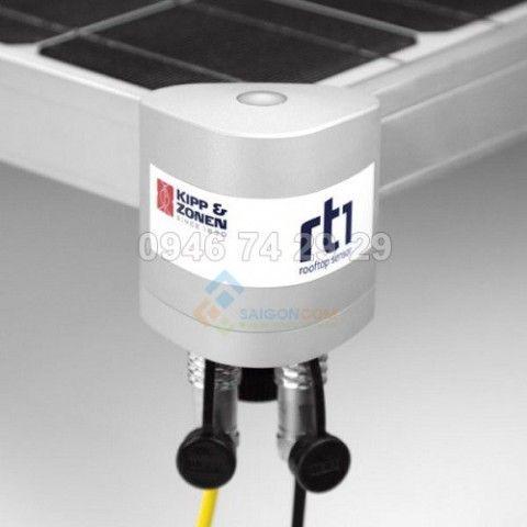 Thiết bị đo bức xạ mặt trời RT1 và đo nhiệt độ tấm pin