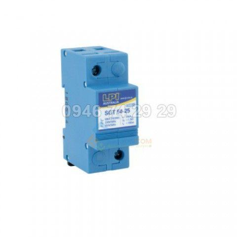 Thiết Bị Chống Sét Lpi SG60 dùng cho dây pha, điện áp 400 VAC, 60kA - xuất xứ Lpi-Úc