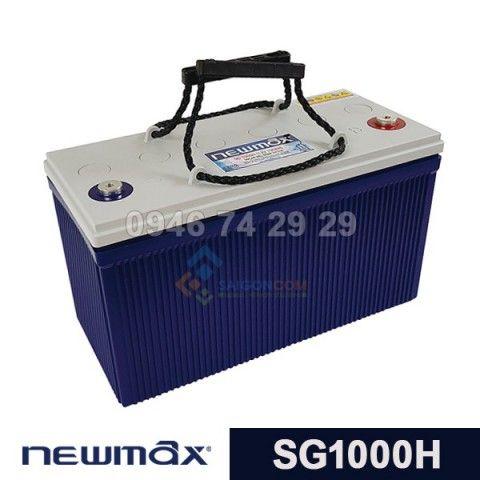 Ắc quy Newmax Solar GEL SG1000H (12V-100ah)