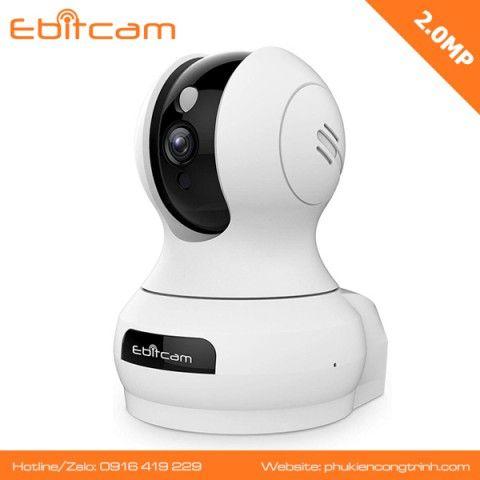 Camera wifi Ebitcam 2MP | Model: E3