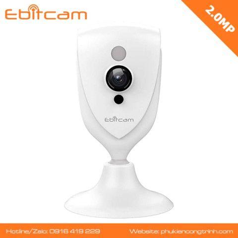 Camera wifi mini Ebitcam 2MP | Model: EBF4