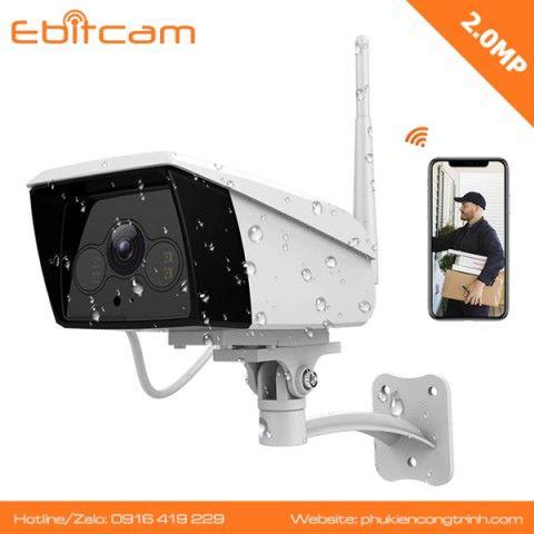 Camera wifi  ngoài trời Ebitcam EBO2-2MP