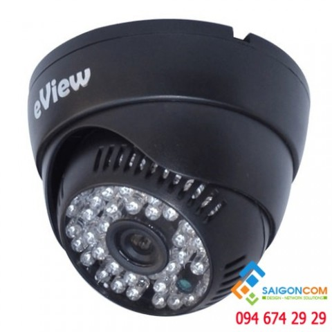 Camera IP Dome hồng ngoại eView 1.0MP - IRD2548N10