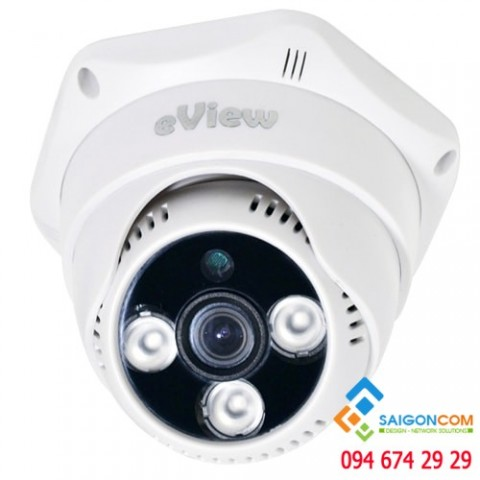 Canera IP Dome eView 1.0MP - IRD2803N10