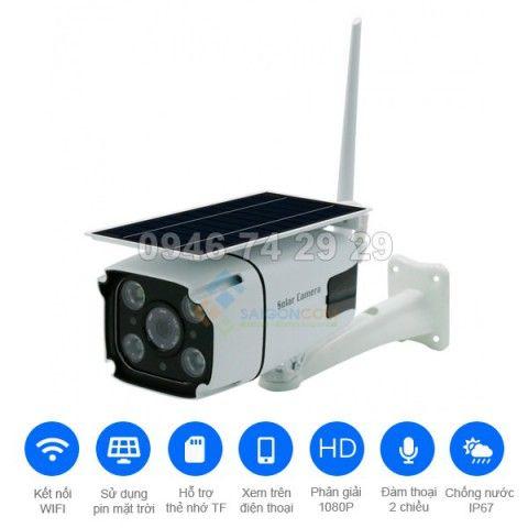 Camera năng lượng mặt trời YN88-WIFI