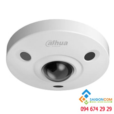Camera IP Fisheye DAHUA 12MP, hồng ngoại 10m, chống ngược sáng