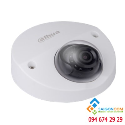 Camera IP DAHUA 2.0MP, hồng ngoại 20m, hỗ trợ thẻ nhớ