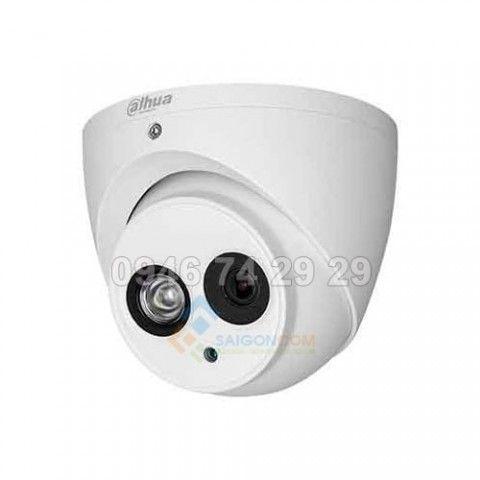 Camera dahua  HAC-HDW1200EMP-A-S3 hỗ trợ HDCVI/HDTVI/AHD/ANALOG, dùng trong nhà