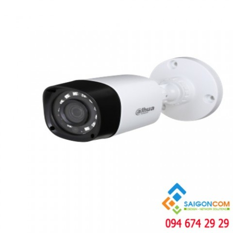 Camera phiên bản S3 hỗ trợ HDCVI/HDTVI/AHD/ANALOG, dùng ngoài trời