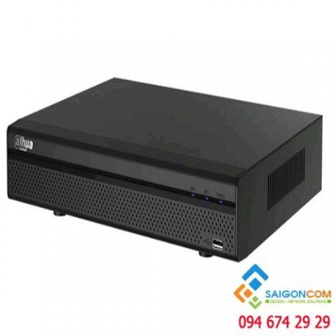 Đầu ghi 8 kênh Hỗ trợ camera HDCVI/Analog/IP/TVI/AHD