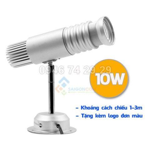 Đèn chiếu LOGO trong nhà 10W