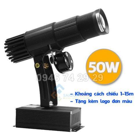 Đèn chiếu LOGO trong nhà 50W