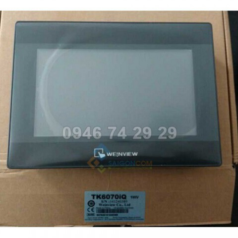 Màn hình HMI WEINVIEW 7 inch - TK6071IQ