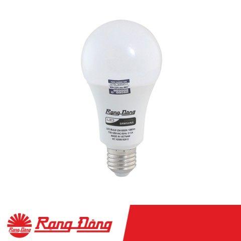 Bóng đèn LED Bulb tròn Rạng Đông 12W   A70N1/12W.H