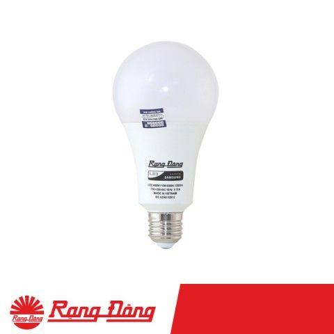 Bóng đèn LED Bulb tròn Rạng Đông 15W | A80N1/15W.H