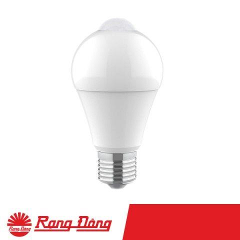Bóng đèn LED Bulb cảm biến 9W Rạng Đông | A60.PIR/9W