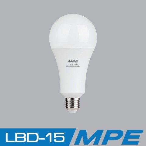 Đèn LED Bulb MPE 15W   LBD-15
