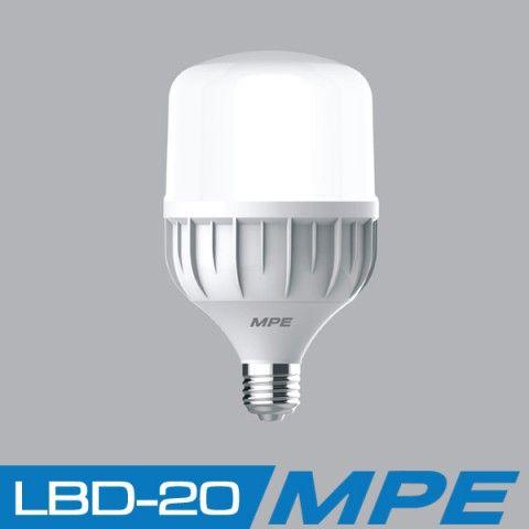 Đèn LED Bulb MPE 20W | LBD-20
