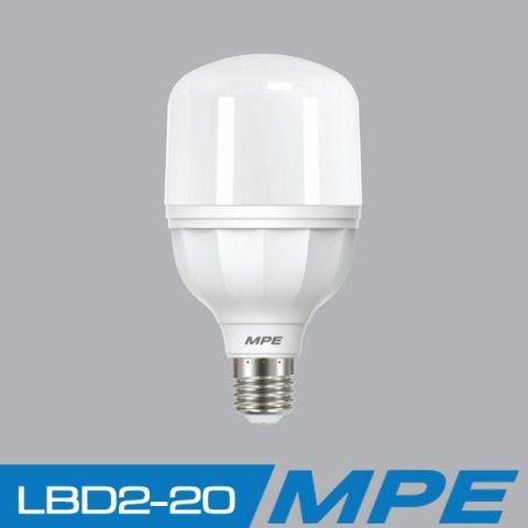 Đèn LED Bulb MPE 20W   LBD2-20