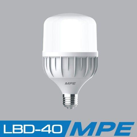 Đèn LED Bulb MPE 40W   LBD-40
