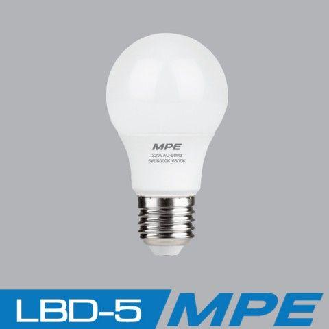 Đèn LED Bulb MPE 5W | LBD-5