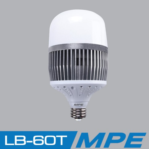 Đèn LED Bulb MPE 60W - Ánh sáng trắng   LB-60T