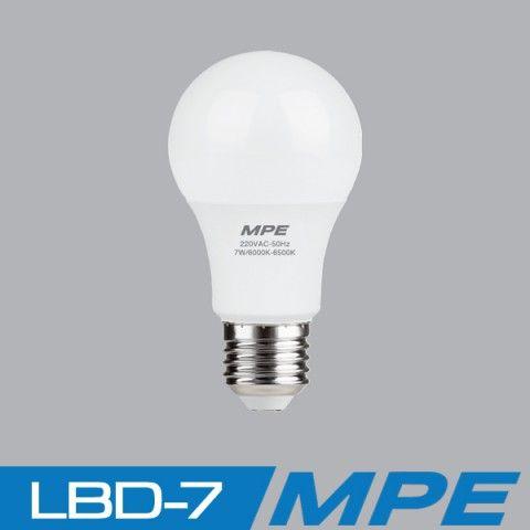 Đèn LED Bulb MPE 7W   LBD-7