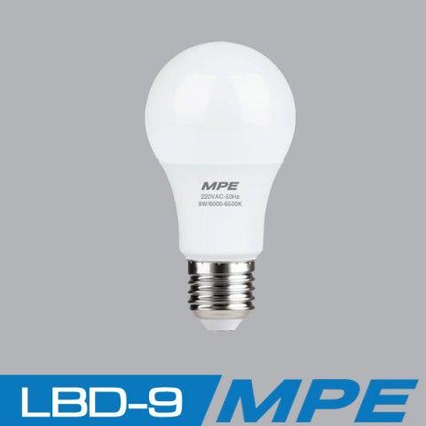 Đèn LED Bulb MPE 9W | LBD-9