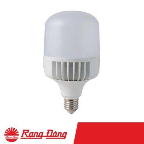 Bóng đèn LED Bulb trụ nhôm đúc Rạng Đông 50W   TR120NĐ1/50W
